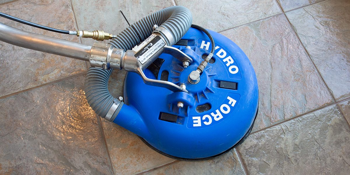 hydro-force-tile-cleaner